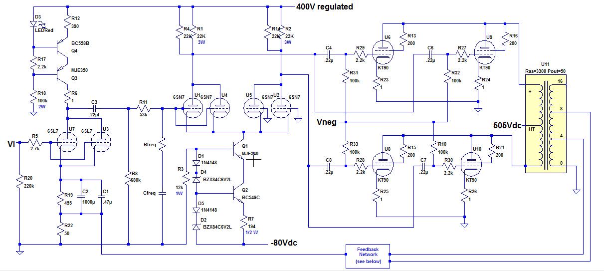 morgan amps schematic